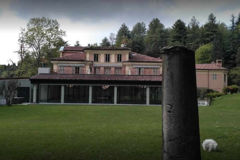 Torino, Villa Sassi