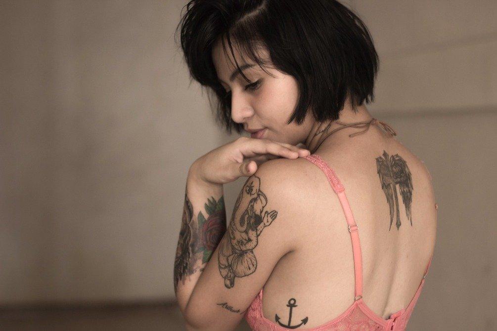 Tatuaggi 6 persone su 10 si pentono